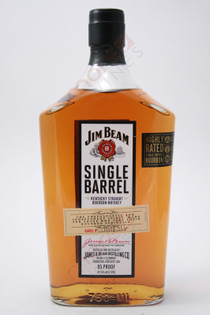 Jim Beam Single BArrel Kentucky Straight Bourbon Whiskey 750ml
