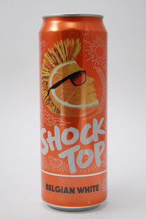 Shock Top Belgian White Ale 25fl oz