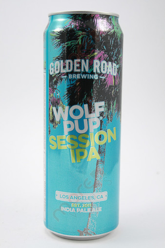 Golden Road Wolf Pup Session IPA 25fl oz