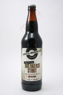 Garage Imperial Breakfast Stout 22fl oz