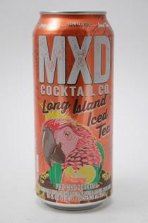 MXD Cocktail Co. Long Island Iced Tea Pre-Mixed Cocktail 16fl oz