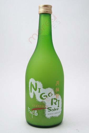 Gekkeikan Nigori Sake 750ml