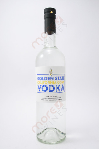 Golden State California Corn Vodka 750ml