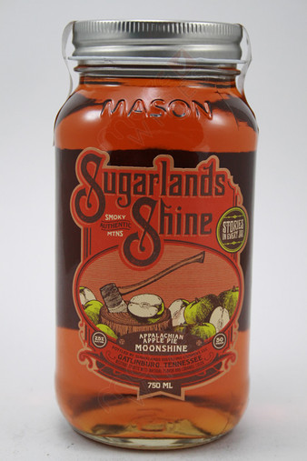 Sugarlands Shine Appalachian Apple Pie Moonshine 750ml