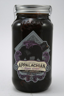 Sugarlands Appalachian Sippin Cream Dark Chocolate Coffee Cream Liqueur 750ml