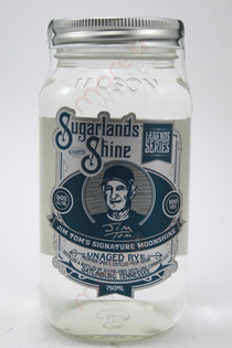Sugarlands Shine Jim Tom's Unaged Rye Moonshine 750ml