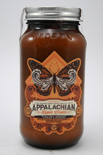 Sugarlands Appalachian Sippin Cream Electric Orange Cream Liqueur 750ml