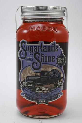 Sugarlands Shine Blockader's Blackberry Moonshine 750ml