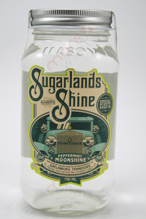 Sugarlands Shine Peppermint Moonshine 750ml