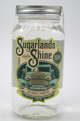 Sugarlands Shine Peppermint Moonshine 750ml