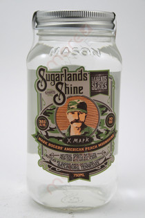 Sugarlands Shine Mark Rogers American Peach Moonshine 750ml