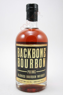 Backbone Prime Blended Bourbon Whisky 750ml