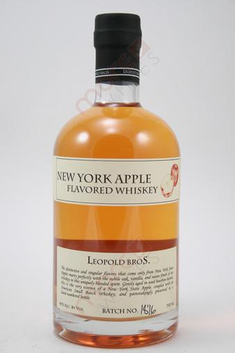 Leopold Bros New York Apple Flavored Whiskey 750ml