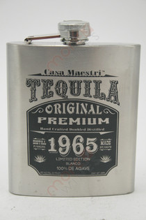 Casa Maestri 1965 Flask Edition Blanco Tequila 200ml