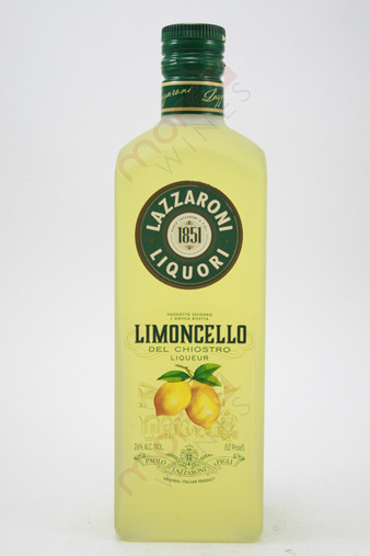 Lazzaroni Limoncello Liqueur 750ml