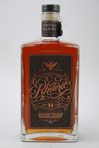 Orphan Barrel Rhetoric 24 Years Old Bourbon Whiskey 750ml
