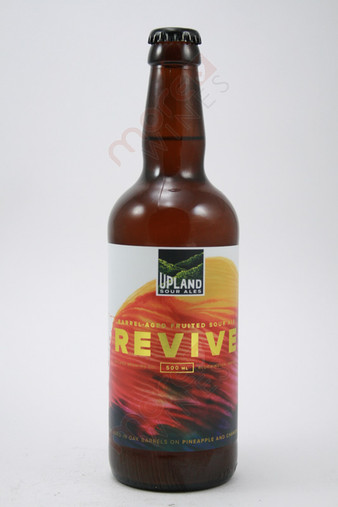 Upland Revive Barrel Aged Sour Ale 500ml