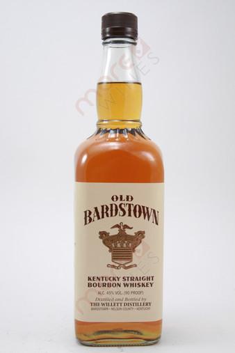 Old Bardstown Kentucky Straight Bourbon Whiskey 750ml