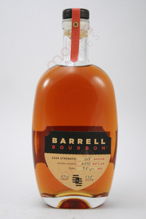 Barrell Cask Barrel Strength Bourbon Whiskey 750ml