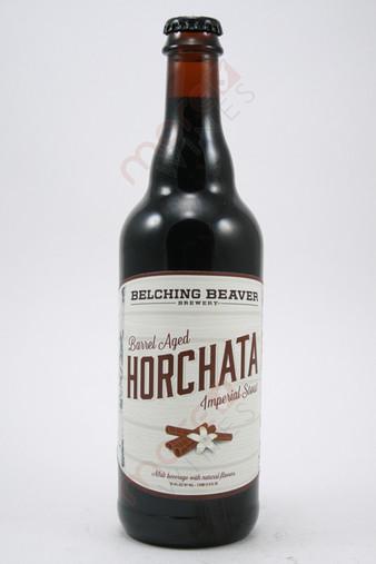 Belching Beaver Barrel Aged Horchata Imperial Stout 22fl oz