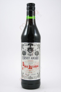Lazzaroni Fernet Amaro Liqueur 750ml