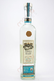 Don Abraham Organic Blanco Tequila 750ml