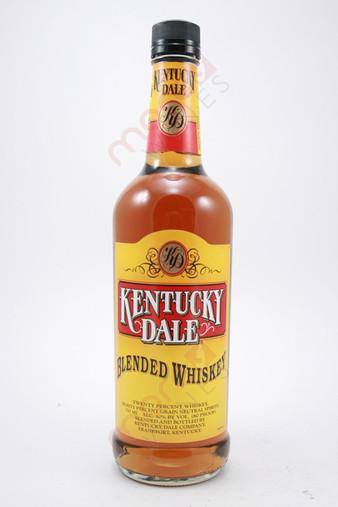 Kentucky Dale Whiskey 750ml