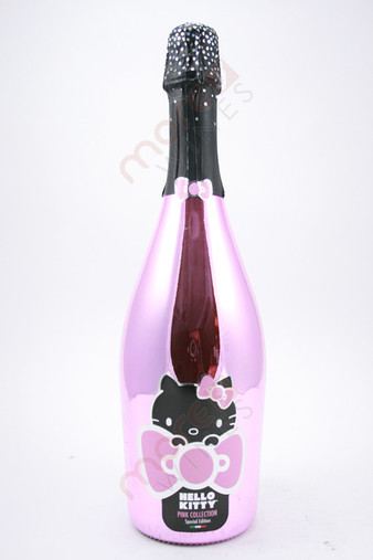 Torti Hello Kitty Pink Collection Sparkling Wine 750ml