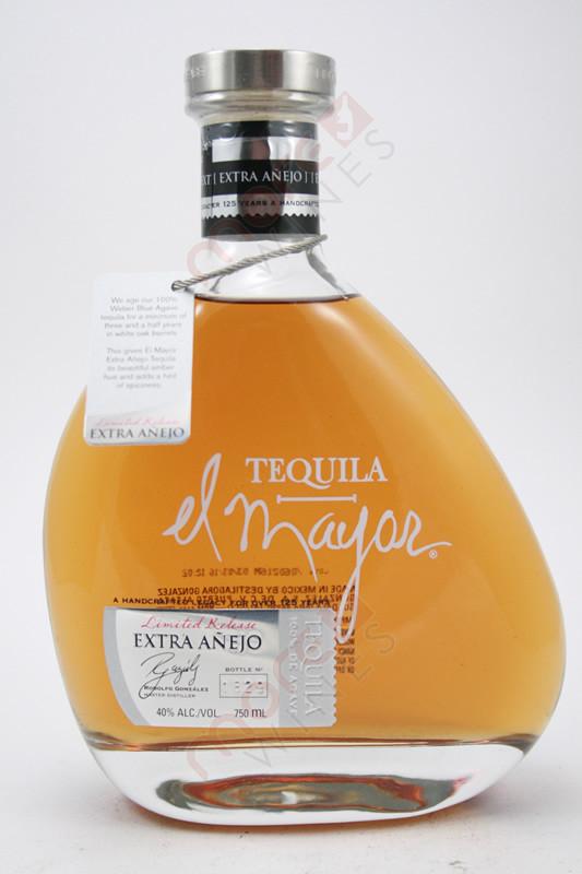 Tequila El Mayor Glasses