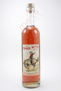 High West Yippee Ki-Yay Blended Straight Rye Whiskey 750ml