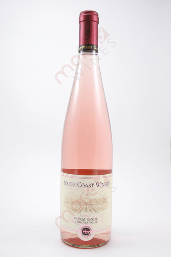 South Coast Muscat Canelli Rose 750ml