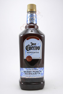 Temporary Price Reduction Jose Cuervo Authentic Berry Punch Margarita 1.75L