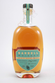 Barrell Infinite Barrel Project Cask Strength American Whiskey 750ml