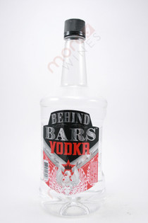 Behind Bars Vodka 1.75L