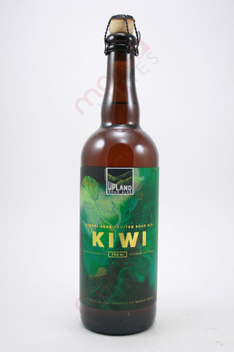 Upland Sour Ales KIWI Barrel Aged Fruited Sour Ale 750m
