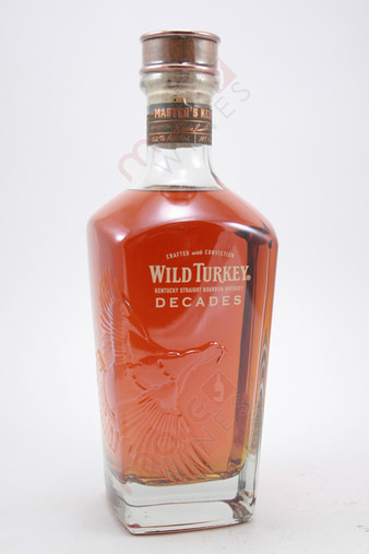 Wild Turkey Master's Keep Decades Kentucky Straight Bourbon Whiskey750ml