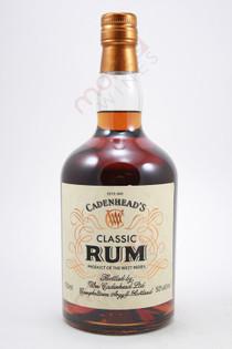 Cadenhead's Classic Rum 750ml