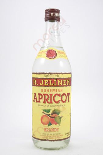 R. Jelinek Bohemian Apricot Brandy 750ml
