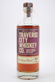 Traverse City Port Barrel Finish Straight Bourbon Whiskey 750ml
