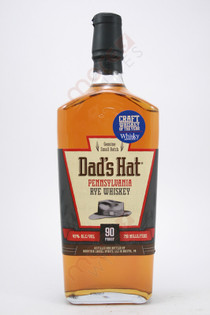 Dad's Hat Small Batch Rye Whiskey 750ml