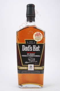 Dad's Hat Small Batch Vermouth Barrels Rye Whiskey 750ml