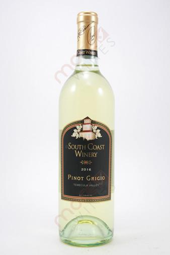 South Coast Pinot Grigio 750ml