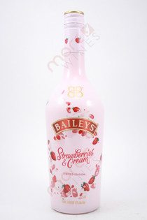 Baileys Strawberries & Cream Liqueur 750ml