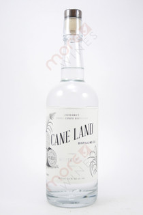 Cane Land White Rum 750ml