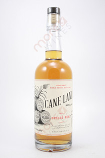 Cane Land Spiced Rum 750ml
