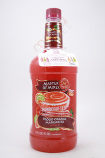 Master of Mixes Blood Orange Margarita Mixer 1.75L