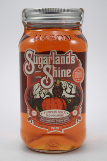 Sugarlands Shine Pumpkin Pie Moonshine 750ml