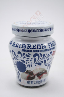 Amarena Wild Cherries In Syrup 8.1fl oz