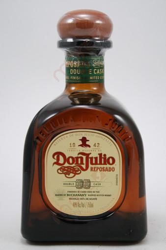 Don Julio Double Cask Reposado Tequila 750ml