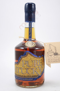 Pure Kentucky X.O. Small Batch Straight Bourbon Whiskey 750ml